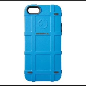 Magpul Bump Case Light Blue for Iphone 5/5s